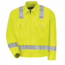Hi-Visibility Ike Jacket - Class 2 Level 2