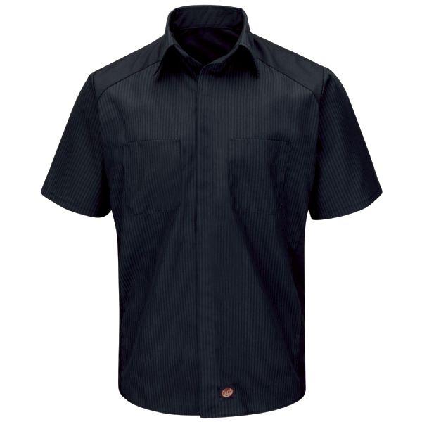 3cc71ab5 Men's Short Sleeve Striped Color Block Shirt | Transportation ...